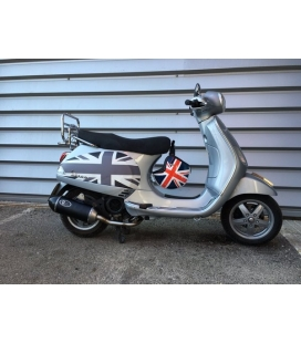 ESCAPE PIAGGIO VESPA 50 4T INOXIDABLE MAXISCOOTER
